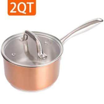 MICHELANGELO Stainless Steel Sauce Pan