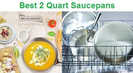 Top 15 Best 2 Quart Saucepans in 2020