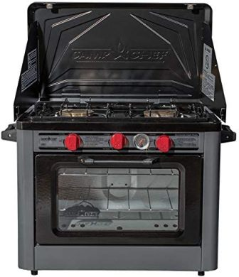 Camp Chef COVEND Deluxe Outdoor Camp Oven