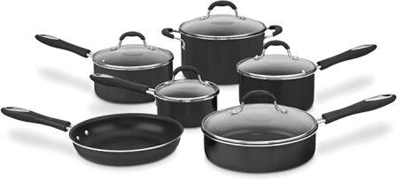 Cuisinart Ceramica XT Nonstick 11-Piece Cookware Set