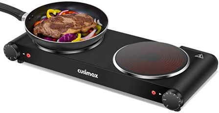 Cusimax Portable Electric Stove