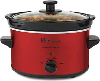 ELITE GOURMET ELECTRIC SLOW COOKER MST-275XR