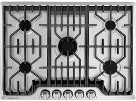 Frigidaire Professional 30 Inch Gas FPGC3077RS Cooktop