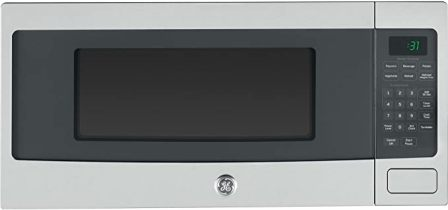 GE Profile PEM31SFSS 1.1 cu.ft 800W Stainless Steel Microwave