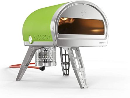 Gozney Roccbox Portable Dual Fuel Outdoor Pizza Oven