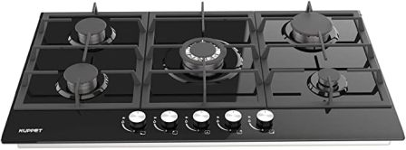 KUPPET GHG915 34″ Built-in Gas Cooktop