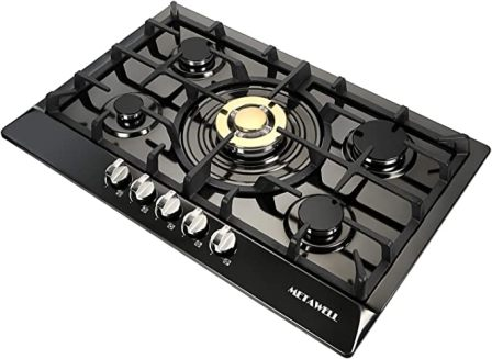 METAWELL 30-inch Gas Hob Cooktop