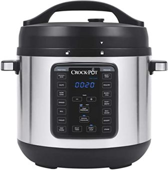 PROGRAMMABLE MULTI-USE XL SLOW COOKER SCCPPC800-V1 BY CROCK-POT