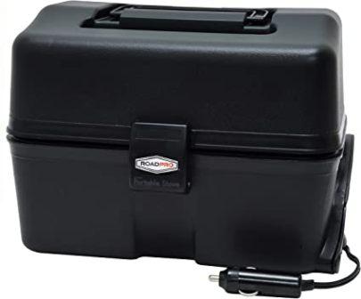 RoadPro RPSC197 12-Volt Portable Stove