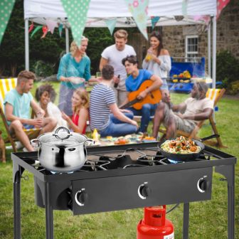 Top 15 Best Gas Stoves - Guide & Reviews 2020