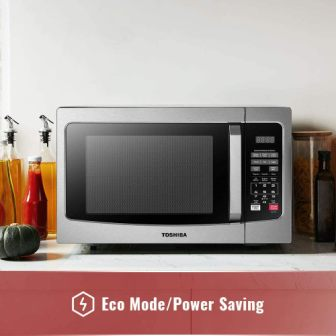 Top 15 Best Stainless Steel Microwaves in 2020