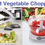 Top 15 Best Vegetable Choppers in 2020