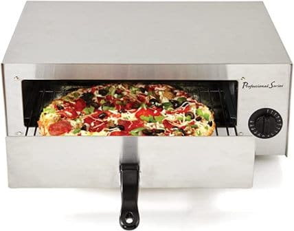 12-inch PS-PO891 countertop pizza oven by Continental Electric
