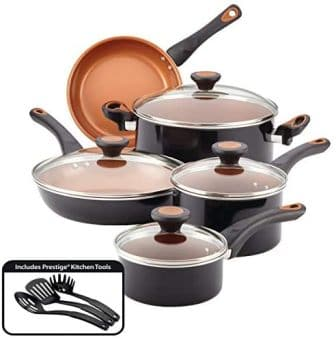 13-piece Glide cookware set
