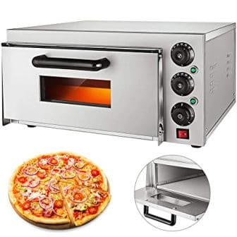 16-inch countertop pizza oven by VEVOR