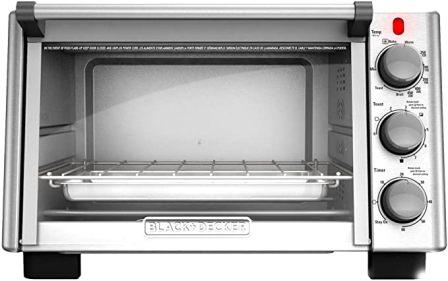 6-SLICE CONVECTION COUNTERTOP TOASTER OVEN TO2050S