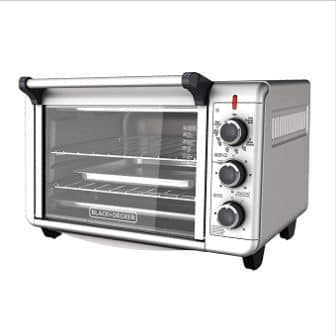 6-SLICE CONVECTION COUNTERTOP TOASTER OVEN TO3000G