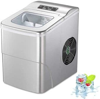 AGLUCKY Ice Maker with Intense Power
