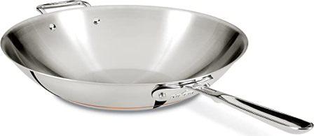 All-Clad Open Stir Fry Pan