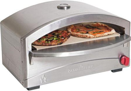 Artisan pizza oven by The Camp Chef