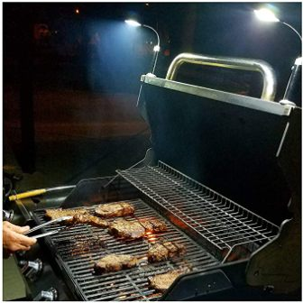 BRIGHT EYES – MAGNETIC BARBECUE BBQ LIGHT