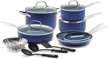 Blue Diamond CC001951-001 Cookware Set