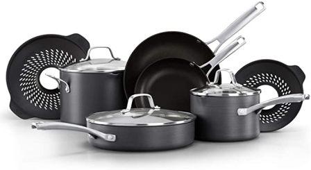Calphalon Classic Pots and Pans Set
