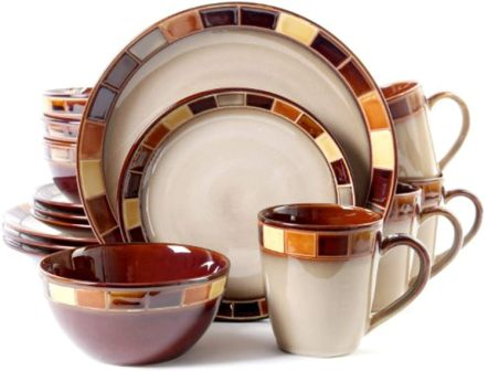 Casa Estebana 16-piece Dinnerware by Gibson