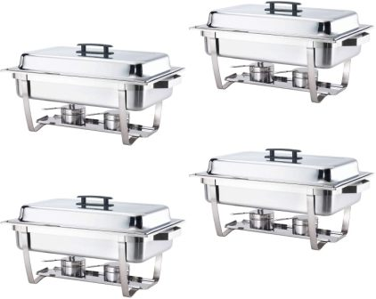 Chafing dish complete set by Alpha Living