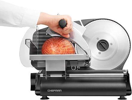 Chefman Electric Deli/Food Slicer
