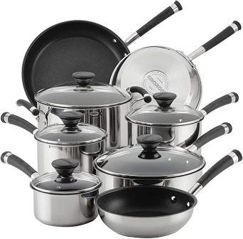 Circulon 83905 Radiance Hard Anodized Nonstick