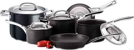Circulon Infinite Saucepans, Stockpot and Frypans (Set of 6)