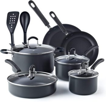 Cook N Home Nonstick Cookware Set