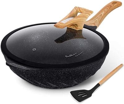 Cooklover Chinese Nonstick Wok