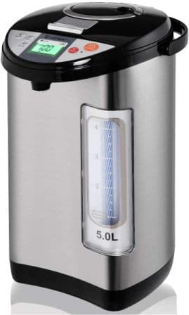 Costway 23417-CYPE Instant Electric Hot Water Boiler and Warmer