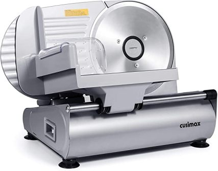 Cusimax Electric Food Slicer
