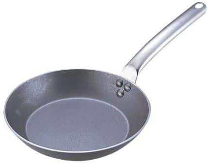 De Buyer 5130.20 Carbone Plus Round Frying Pan