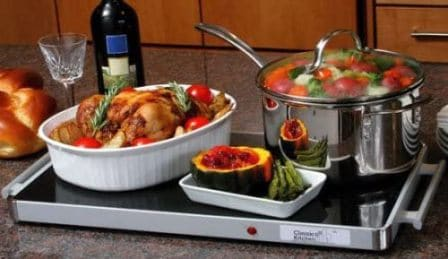 Deluxe Classic Warming Tray CK2012