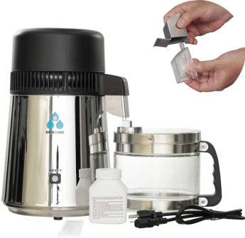 Eco-Worthy 1-Gallon Water Distiller