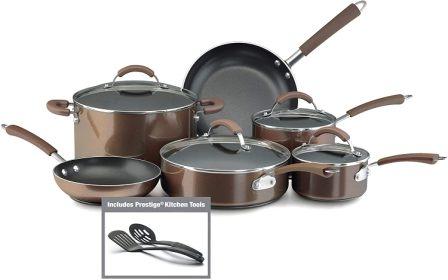 Farberware 10570 Millennium Nonstick Cookware Set
