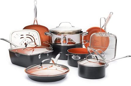Gotham Steel Ultimate All in One Chef's Kitchen Set