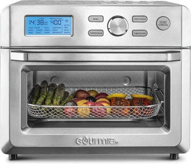 Gourmia TO5712TA-UL electric Air Fryer Oven