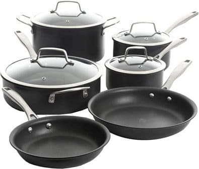Kenmore Arbor Heights 7-Layer Cookware Set