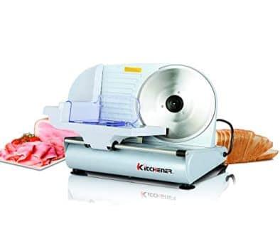 Kitchener 9-inch Professional Electric Food Slicer