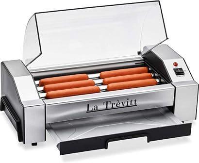 La Trevitt Commercial Hot Dog Cooker