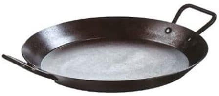 Lodge CRS15 Carbon Steel 15-inch Skillet