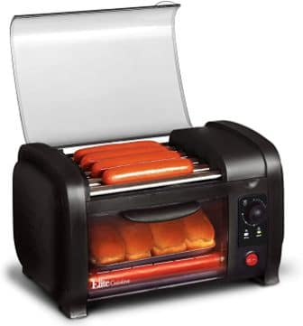 Maxi-Matic Elite Cuisine EHD-051B Hot Dog Cooker