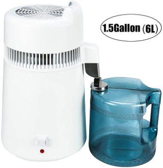 OLizee Countertop Water Distiller