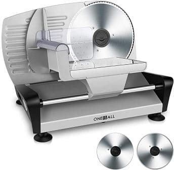 Oneisall Electric Food Slicer