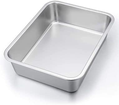 P&P CHEF Lasagna Deep Baking Pan